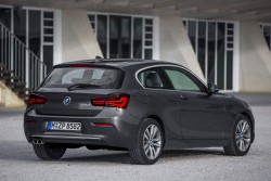 2015 BMW 1 Series Urban. Image by BMW.