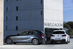 2015 BMW 1 Series. Image by BMW.