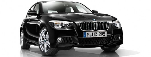 BMW expands the 1 Series range. Image by BMW.