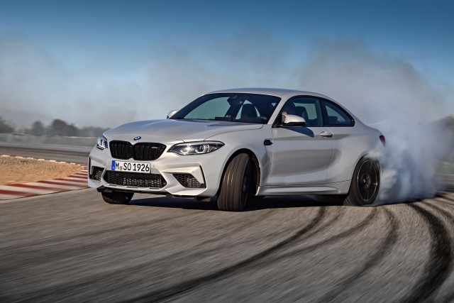 Driven: BMW M2 Competition. Image by BMW.