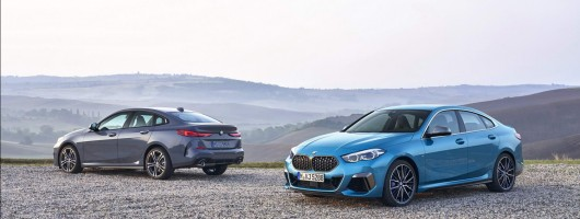 BMW 2 Series Gran Coupe fully revealed. Image by BMW AG.