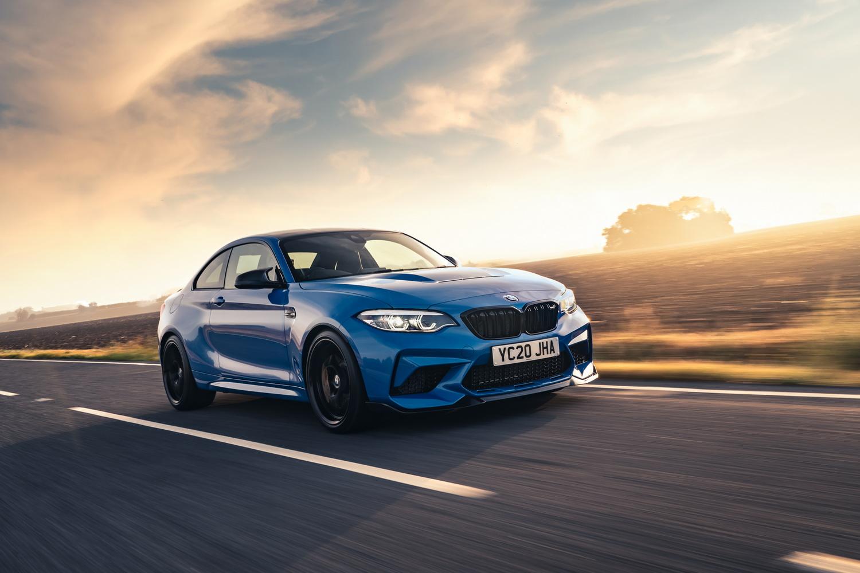 Driven: BMW M2 CS. Image by BMW UK.