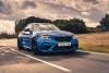 2021 BMW M2 CS UK test. Image by BMW UK.