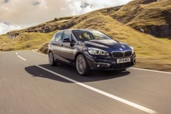 2014 BMW 2 Series Active Tourer. Image by BMW.