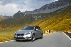 2015 BMW 225xe Active Tourer. Image by BMW.