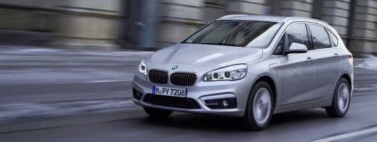 First drive: BMW 225xe Active Tourer. Image by BMW.
