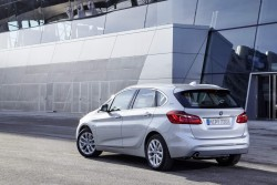 2016 BMW 225xe Active Tourer. Image by BMW.