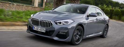 First drive: BMW 220d Gran Coupe. Image by BMW AG.