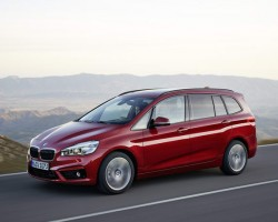 Incoming: BMW 2 Series Gran Tourer. Image by BMW.