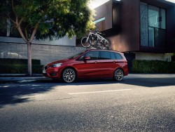 2015 BMW 2 Series Gran Tourer. Image by BMW.