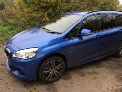 Our long term test BMW 2 Series Active Tourer. Image by Adam Towler.