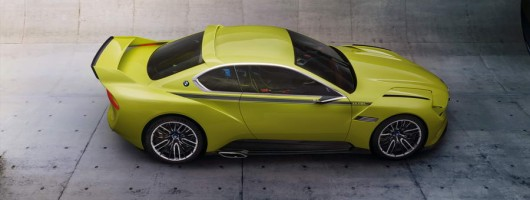Stunning BMW 3.0 CSL Hommage, unveiled. Image by BMW.