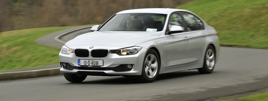 First drive: BMW 320d EfficientDynamics. Image by Max Earey.