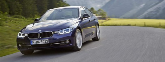 First drive: BMW 340i. Image by BMW.