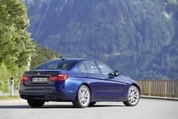 2015 BMW 340i Sport. Image by BMW.