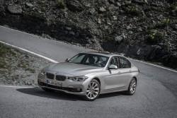 2015 BMW 330e. Image by BMW.
