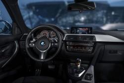 2016 BMW 330e Saloon. Image by BMW.