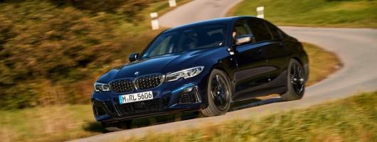 First drive: BMW M340i. Image by BMW.
