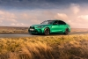 2021 BMW M3 Competition UK test. Image by Mark Fagelson.