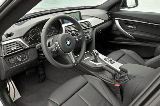 The Car Enthusiast  image gallery  2013 BMW 335i M Sport Gran