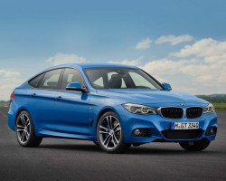 Incoming: BMW 340i Gran Turismo. Image by BMW.