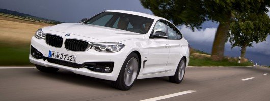 First drive: BMW 340i Gran Turismo. Image by BMW.