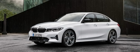 BMW whips covers off all-new 3 Series. Image by BMW.