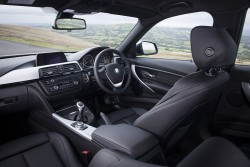 2012 BMW 330d Luxury Touring. Image by BMW.