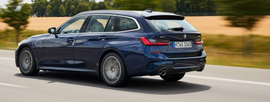 First drive: BMW 330d xDrive Touring. Image by BMW.