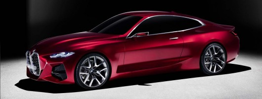 2020 BMW 4 Series previewed. Image by BMW.