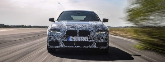 BMW 4 Series nears completion. Image by BMW AG.