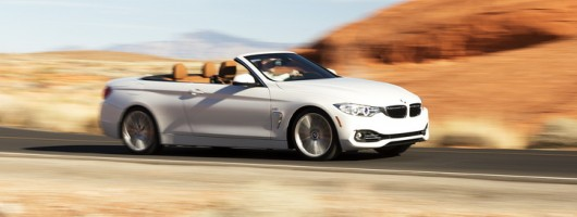 First drive: BMW 435i Convertible. Image by BMW.