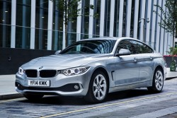 2014 BMW 4 Series Gran Coupe. Image by BMW.