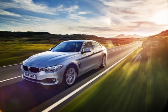 First drive: BMW 420d xDrive Gran Coupé M Sport. Image by BMW.