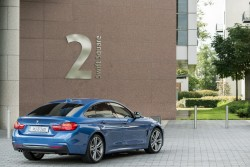 2014 BMW 4 Series Gran Coupe. Image by Max Earey.