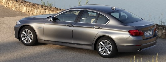 First Drive Bmw 520d Efficientdynamics Car Reviews By