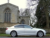2010 BMW 5 Series. Image by Dave Jenkins.