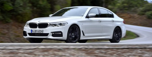 First drive: 2017 BMW 5 Series. Image by BMW.