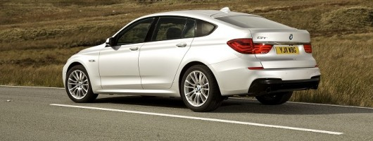 First drive: BMW 520d Gran Turismo. Image by BMW.