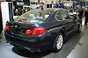 BMW 5 Series plug-in hybrid.