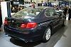 BMW 5 Series plug-in hybrid.