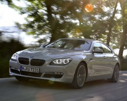 Entry-level 640i Gran Coup�. Image by BMW.