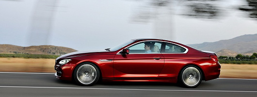 BMW launches 6 Series Coup� in Shanghai. Image by BMW.