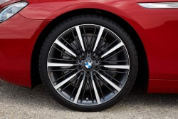 2015 BMW 6 Series Convertible. Image by BMW.