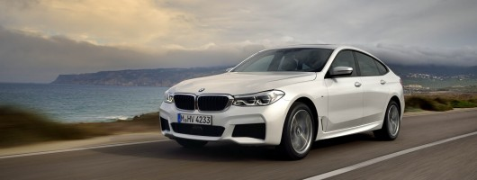 BMW drops 620d into GT line-up. Image by BMW.
