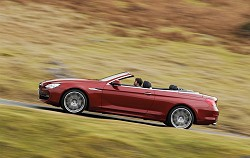 2011 BMW 6 Series Convertible. Image by Max Earey.