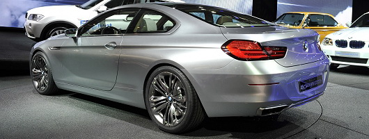 Paris Motor Show 2010: BMW 6 Series Coup� Concept. Image by Max Earey.