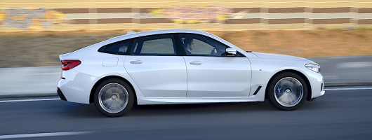 First drive: BMW 640i Gran Turismo. Image by BMW.