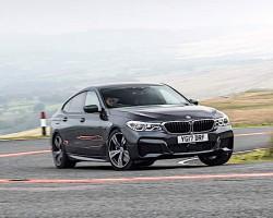 BMW 630d GT. Image by BMW.
