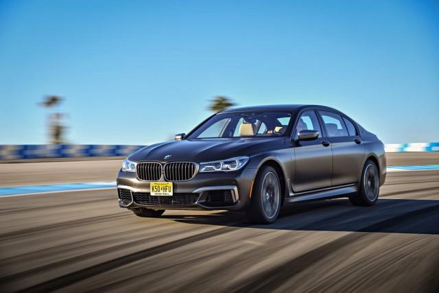 First drive: BMW M760Li xDrive. Image by BMW.